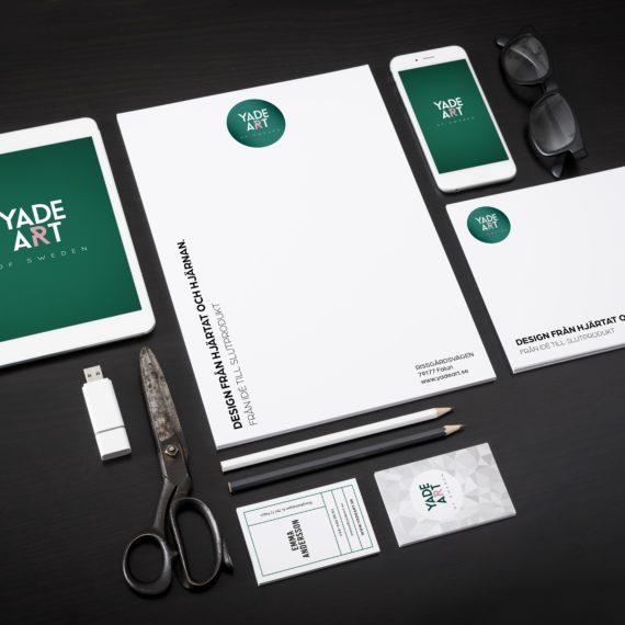 Branding YadeArt
